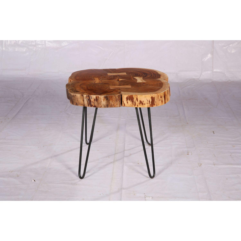 - COFFEE TABLE IN RAW WOOD Manufacturer In Jodhpur